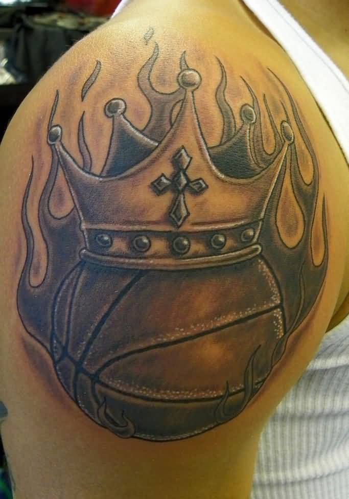 8 Best Basketball Tattoo Designs And Pictures Styles At Life